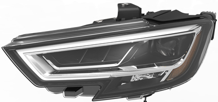 Valeo MatrixBeam,headlight